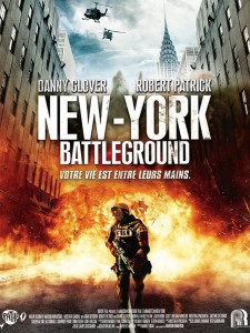 Affiche du film New York Battleground