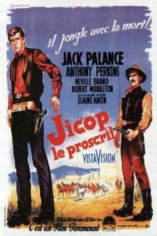 Affiche du film Jicop le proscrit