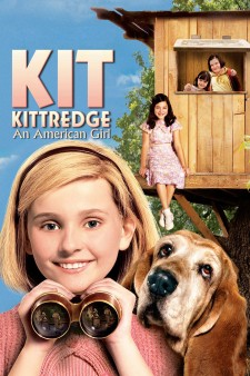 Affiche du film Kit Kittredge : journaliste en herbe