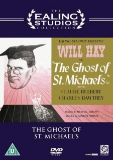 Affiche du film The Ghost of St Michael's