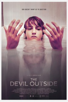 Affiche du film The Devil Outside