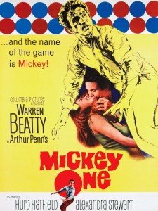 Affiche du film Mickey One