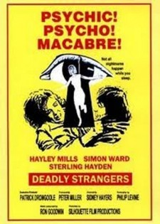 Affiche du film Deadly Strangers
