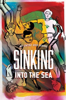 Affiche du film My Entire High School Sinking Into the Sea