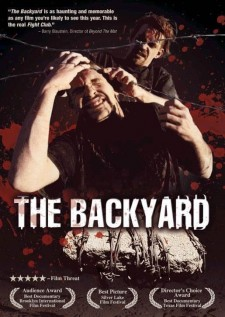Affiche du film The Backyard