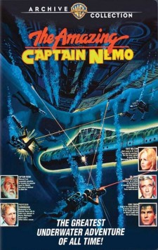 Affiche du film The Amazing Captain Nemo