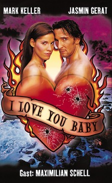 Affiche du film I Love You, Baby