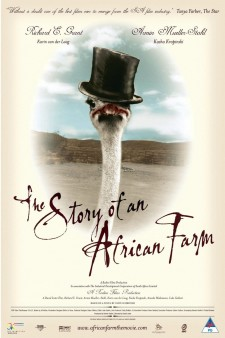 Affiche du film The Story of an African Farm