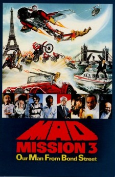 Affiche du film Mad Mission 3