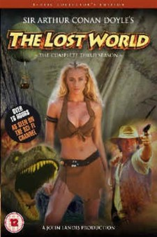 Affiche du film The Lost World