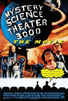 Affiche du film Mystery Science Theater 3000: The Movie