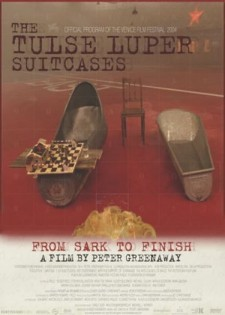 Affiche du film The Tulse Luper Suitcases, Part 3: From Sark to the Finish