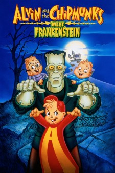 Affiche du film Alvin and the Chipmunks Meet Frankenstein