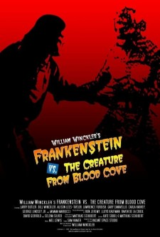 Affiche du film Frankenstein vs. the Creature from Blood Cove