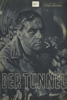 Affiche du film Der Tunnel