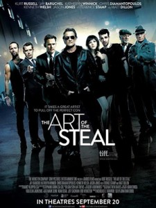 Affiche du film Art of the Steal