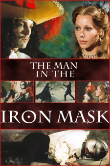 Affiche du film The Man in the Iron Mask