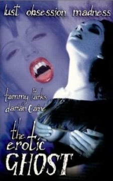 Affiche du film The Erotic Ghost