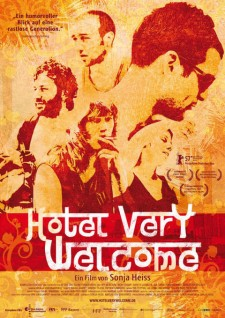 Affiche du film Hotel Very Welcome