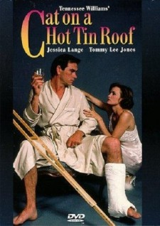 Affiche du film Cat on a Hot Tin Roof
