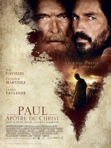 Affiche du film Paul, Apôtre du Christ