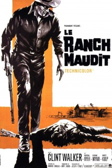 Affiche du film Le Ranch Maudit