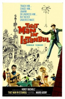 Affiche du film Estambul 65