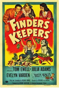 Affiche du film Finders Keepers