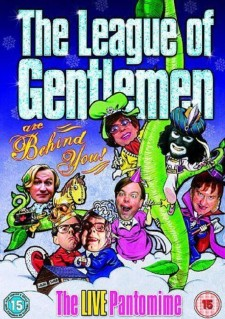 Affiche du film The League of Gentlemen Are Behind You