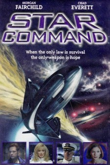 Affiche du film Star Command