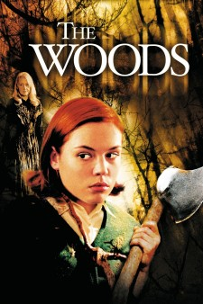 Affiche du film The Woods