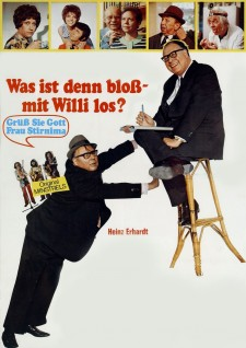 Affiche du film What Is the Matter with Willi?