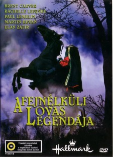 Affiche du film The Legend of Sleepy Hollow