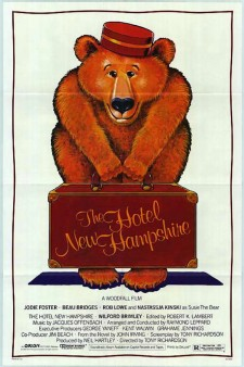 Affiche du film Hôtel New Hampshire