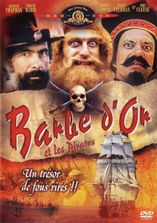 Affiche du film Barbe d'or et les pirates