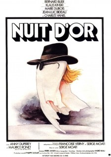 Affiche du film Nuit d'or