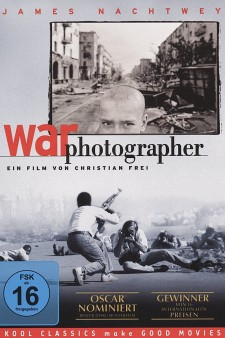 Affiche du film War Photographer