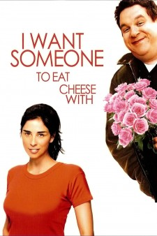 Affiche du film I Want Someone to Eat Cheese With