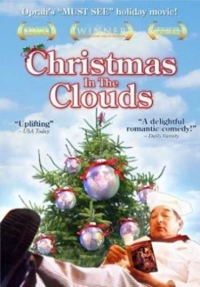 affiche du film Christmas in the Clouds