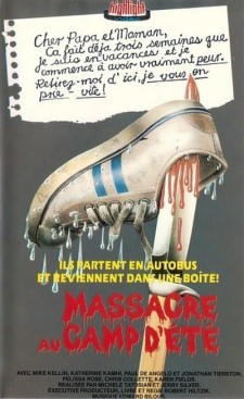 Massacre au camp d'été