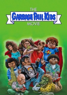 Affiche du film The Garbage Pail Kids Movie