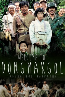 Affiche du film Welcome to Dongmakgol