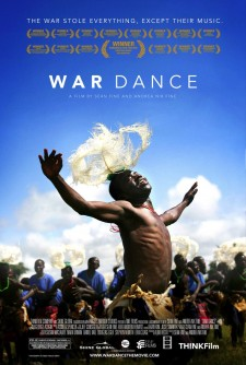 Affiche du film War Dance