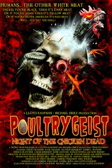 Affiche du film Poultrygeist : Night of the Chicken Dead