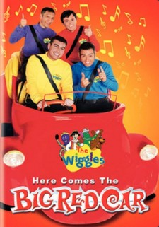 Affiche du film The Wiggles: Here Comes The Big Red Car