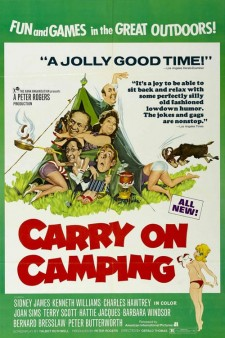 Affiche du film Carry On Camping