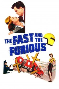 Affiche du film The Fast and the Furious