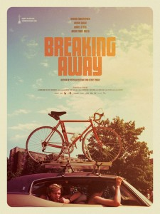 Affiche du film Breaking Away