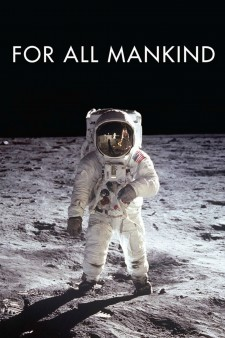 Affiche du film For All Mankind