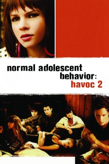 affiche du film Normal Adolescent Behavior